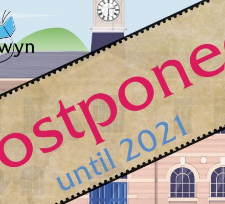 Montgomeryshire Literary Festival 2020 Rescheduled for 2021