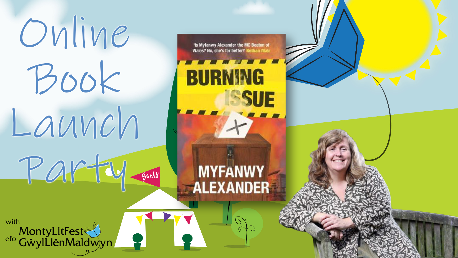 Burning Issue Book Launch Quiz