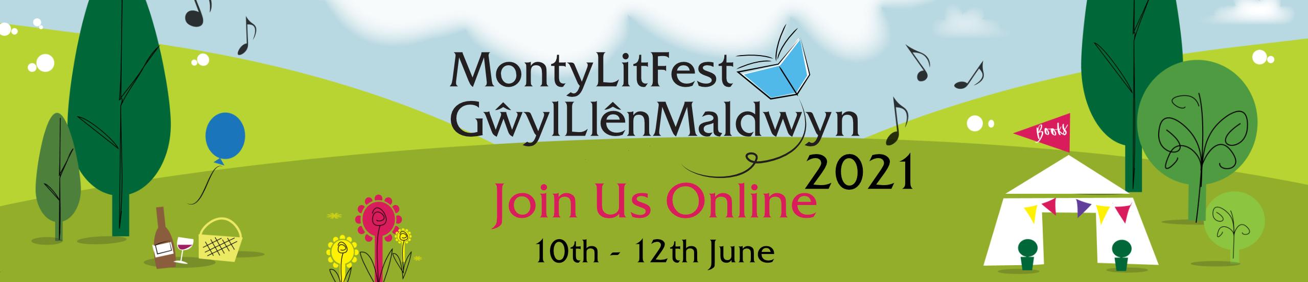Monty Lit Fest 2021